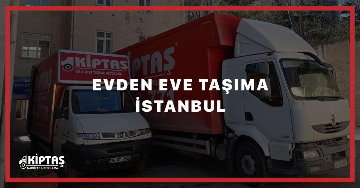 Evden Eve Taşıma İstanbul