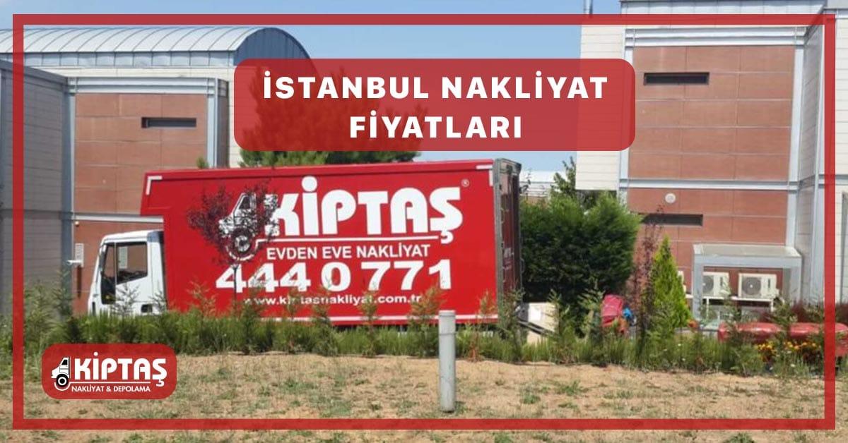 İstanbul Nakliyat Fiyatları