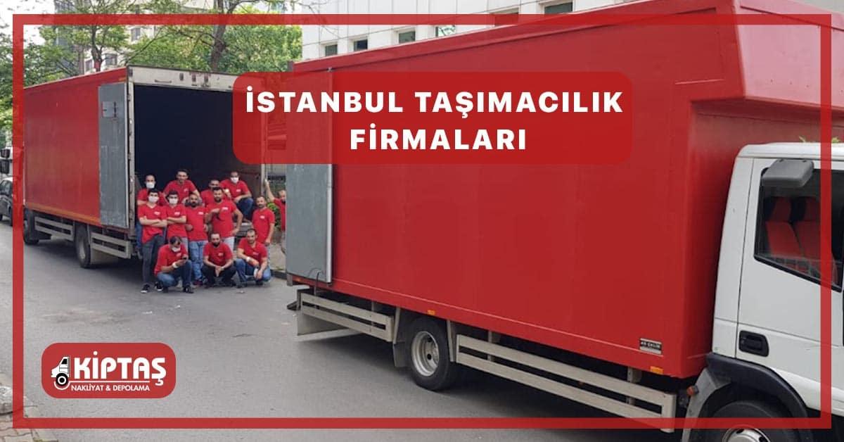 İstanbul Taşımacılık Firmaları